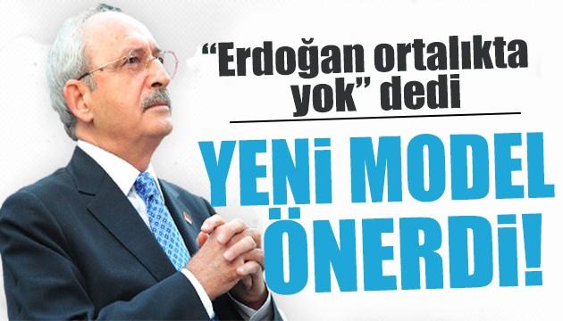 Kılıçdaroğlu'ndan yangın açıklaması: Yeni model önerdi
