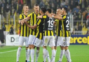 Fenerbahçe evinde moral buldu