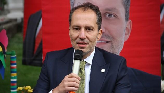 Fatih Erbakan: İşsizliği ortadan kaldıracağız!