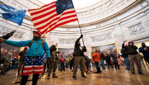 Demokrasinin kalesi ABD'de derinleşen çatlaklar