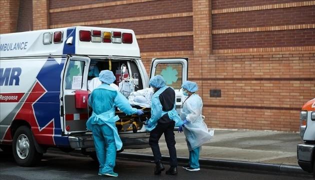 ABD'de Kovid 19 nedeniyle ölenlerin sayısı 600 bin 935'e yükseldi