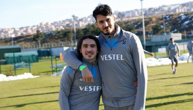 Trabzonspor'un gençleri Fransa medyasında