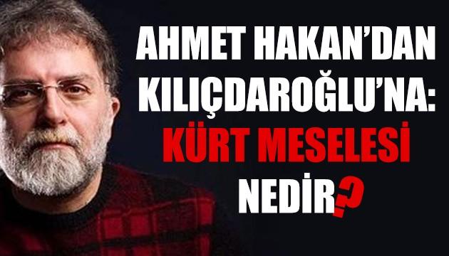 Kürt sorunu vardır diyen Kılıçdaroğlu'na: Mesele nedir?