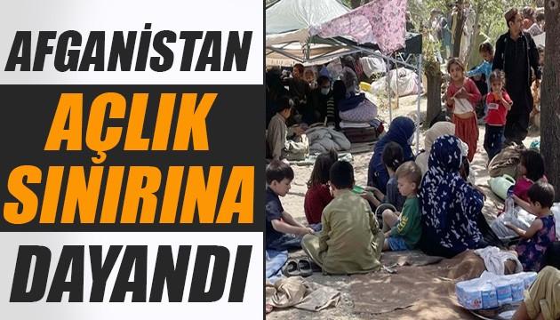 Afganistan'da milyonlar açlık sınırıyla karşı karşıya!