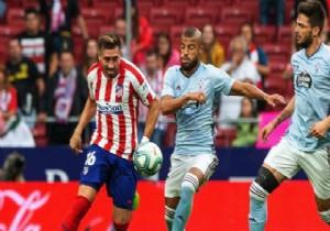 Atletico Madrid  evinde kayıp