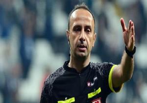 Galatasaray - Ankaragücü maçının VAR hakemi belli oldu