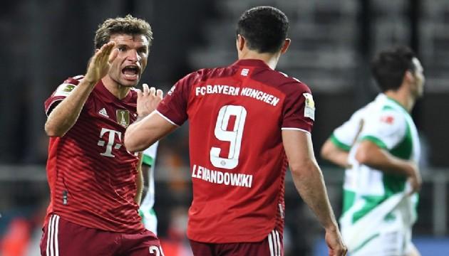 Bayern Münih rahat kazandı!
