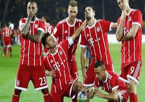 Bayern silahlarını Beşiktaş'a sakladı