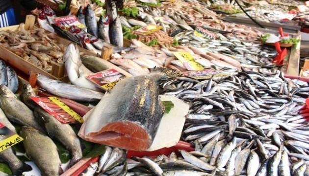 Balık fiyatlarına fırtına engeli