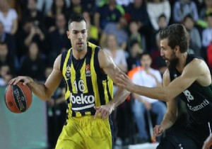 Euroleague'de derbi Fenerbahçe Beko'nun