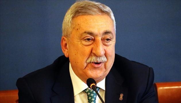 TESK Başkanı Palandöken: Zincir marketlere kural getirilmeli