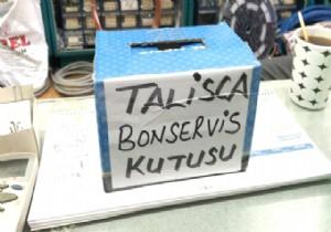 Talisca için bonservis kutusu