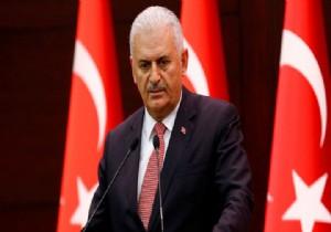 Başbakan Yıldırım: PKK'nın hamisi ABD