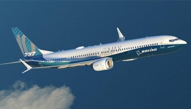 En büyük Boeing  havalandı