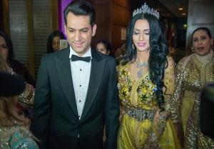Fas'ta ikinci düğünlerini yaptılar!