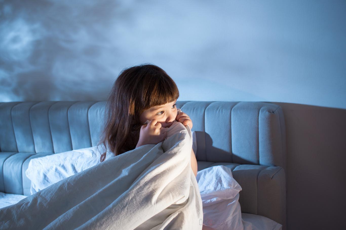 Çocuklarda uyku problemlerine dikkat!