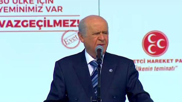İstanbul Haberi: Bahçeli: MHP, Müslüman Türk Milleti'nin olduğu her zeminde her köşede