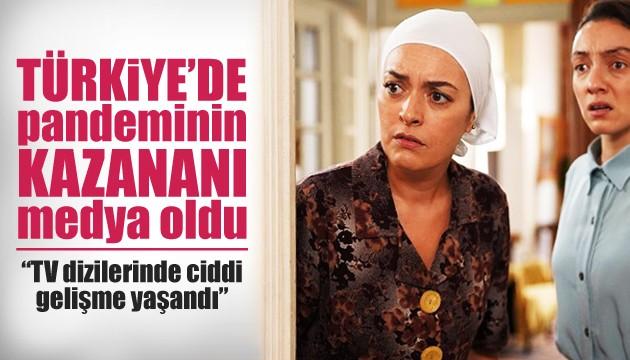 Türkiye'de pandeminin kazananı medya oldu