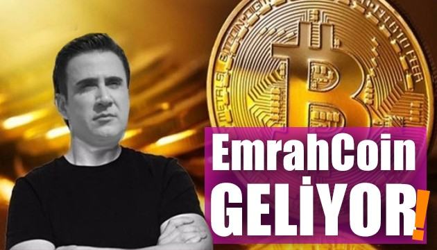 Emrah kripto para piyasasına giriyor!