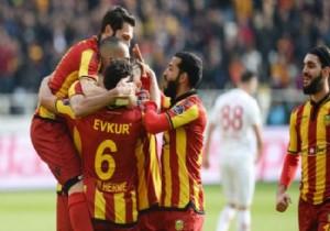 Malatyaspor Lig'de 2. sıraya yükseldi