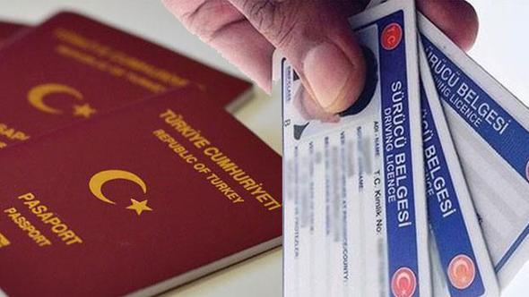 Ehliyet ve pasaport başvuruları için önemli açıklama