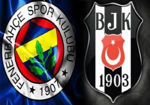 Beşiktaş'tan flaş Fenerbahçe açıklaması!