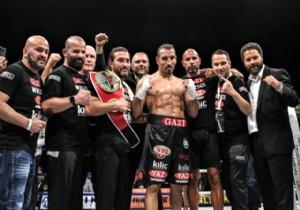 Türk boksör dünya şampiyonu