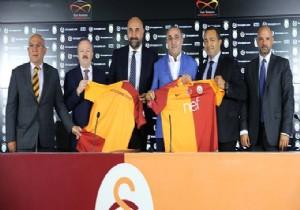 G.Saray'dan yeni sponsorluk anlaşması