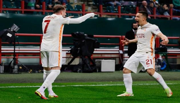 Galatasaray'dan Avrupa'da yeni rekor