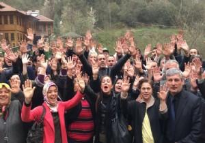 Haluk Levent'ten alkışlı HES protestosu