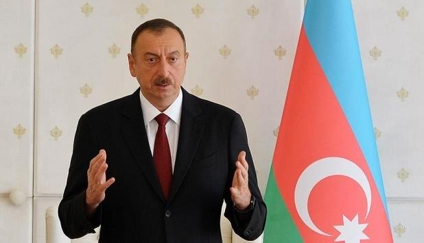 İlham Aliyev den  7 köy işgalden kurtarıldı  açıklaması