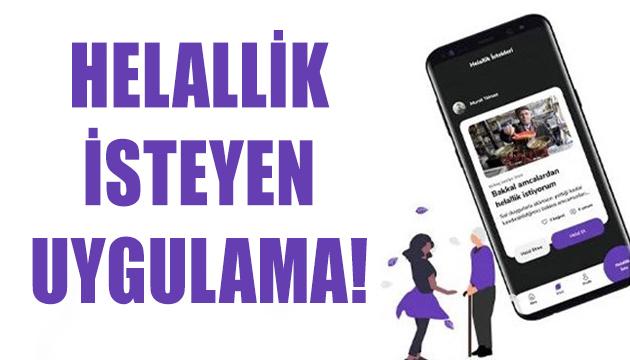Helallik isteyen yerli uygulama: HelalApp- biteknopark.com