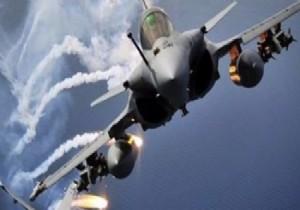 Suriye: Saldıran her jeti düşürürüz