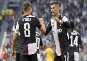 Merih'li Juventus kazandı