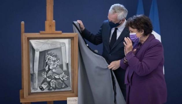 Picasso'nun kızından büyük jest: Eserlerini bağışladı!