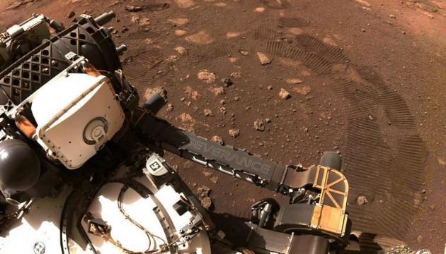 Mars'ta gizemli bir kaya bulundu