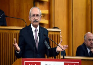 Kılıçdaroğlu, TRT'yi hedef aldı