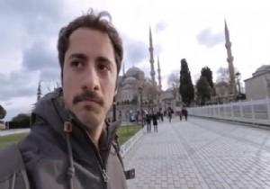 Yunan youtuber Türkiye'yi kötülerken rezil oldu