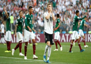 Meksika imkansızı başardı