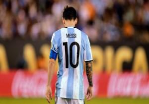 Messi: kazanamassam bırakırım