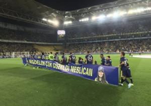 Fenerbahçe, Neslican Tay'ı unutmadı