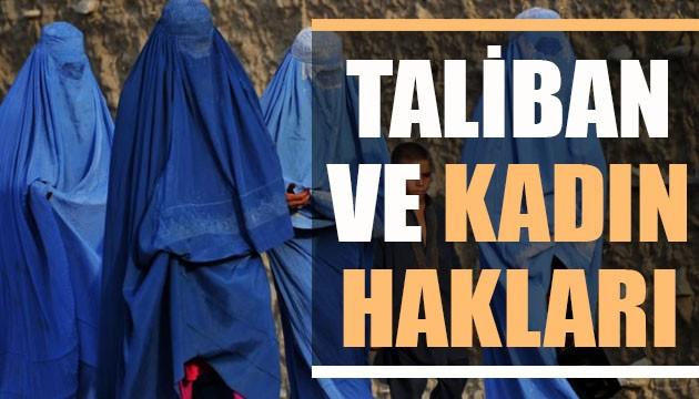 Taliban ve kadın hakları!