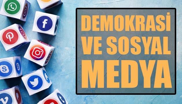 Demokrasi ve sosyal medya