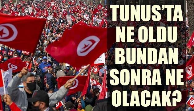 Tunus'ta ne oldu, bundan sonra ne olacak?