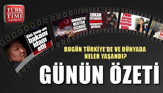 10 Nisan 2021 / Turktime Günün Özeti