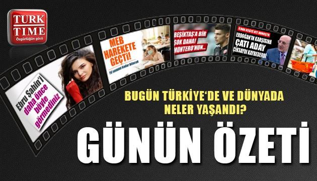 25 Eylül 2021 / Turktime Günün Özeti