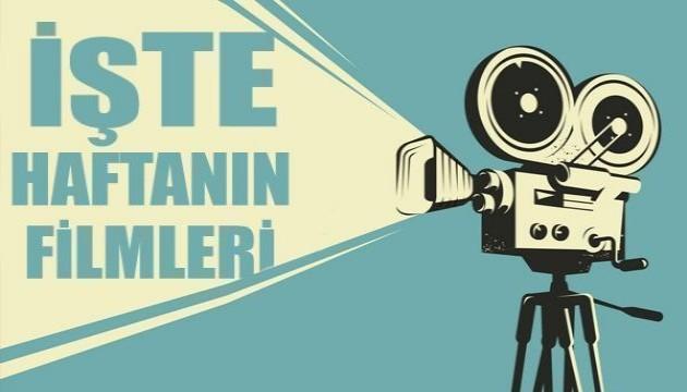Bu hafta hangi filmler vizyonda? İşte haftanın filmleri...