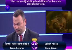 Kazım Koyuncu şarkısı Ali Sunal'ı ağlattı