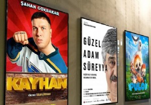 Cuma günü vizyona 6 film giriyor