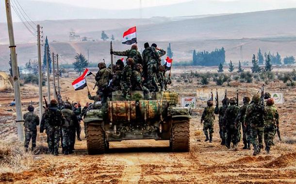 Suriye ordusu İdlib sınırına tank sevkiyatı yaptı
